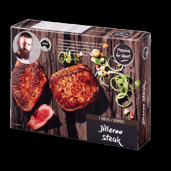 Jilleroo Steak