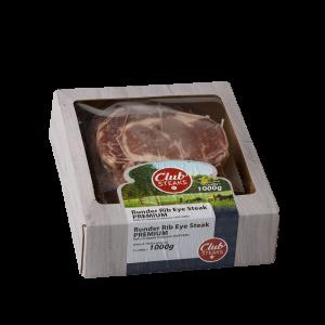 Clubsteaks Ribeye Steak Premium